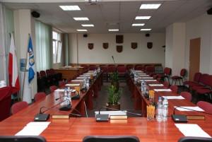 XVI sesja Rady Powiatu w Policach – zapowiedź