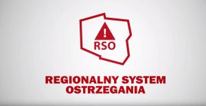 Logo Regionalnego Systemu Ostrzegania