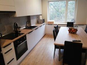 Kuchnia w mieszkaniu wspomagająco-treningowym
