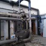 system dostarczania wody w pływalni
