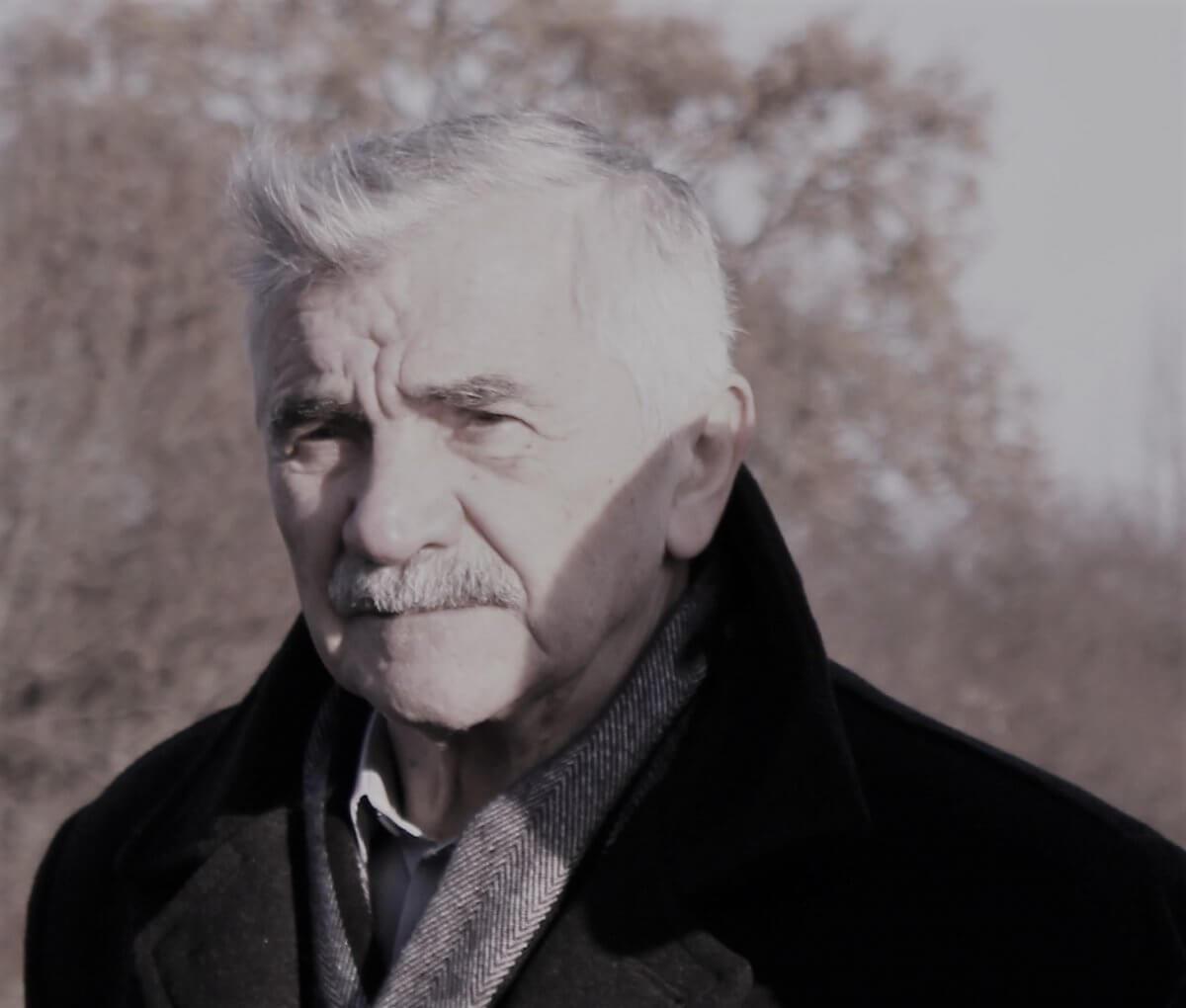 fotografia śp. Ryszarda Wójcika, byłego Naczelnika Wydziału Komunikacji, Transportu i Dróg Starostwa Powiatowego w Policach