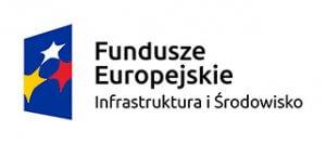 Logo Funduszy Europejskich Infrastruktura i Środowisko