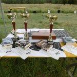 Puchary i nagrody za udział w turnieju strzeleckim